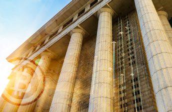 pillars with bitcoin raise